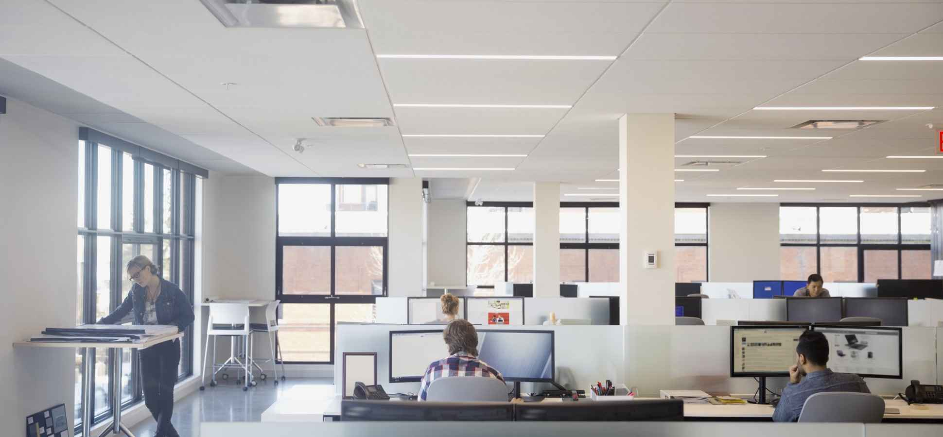 5 Awesome Offices That Lead to Happy, Productive Cultures
