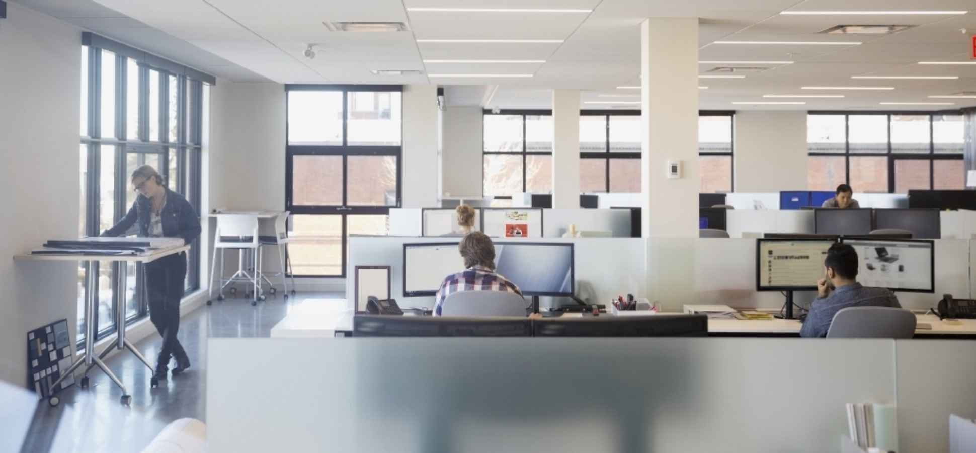 Your Office Revolution Should Start With What Your Employees Need