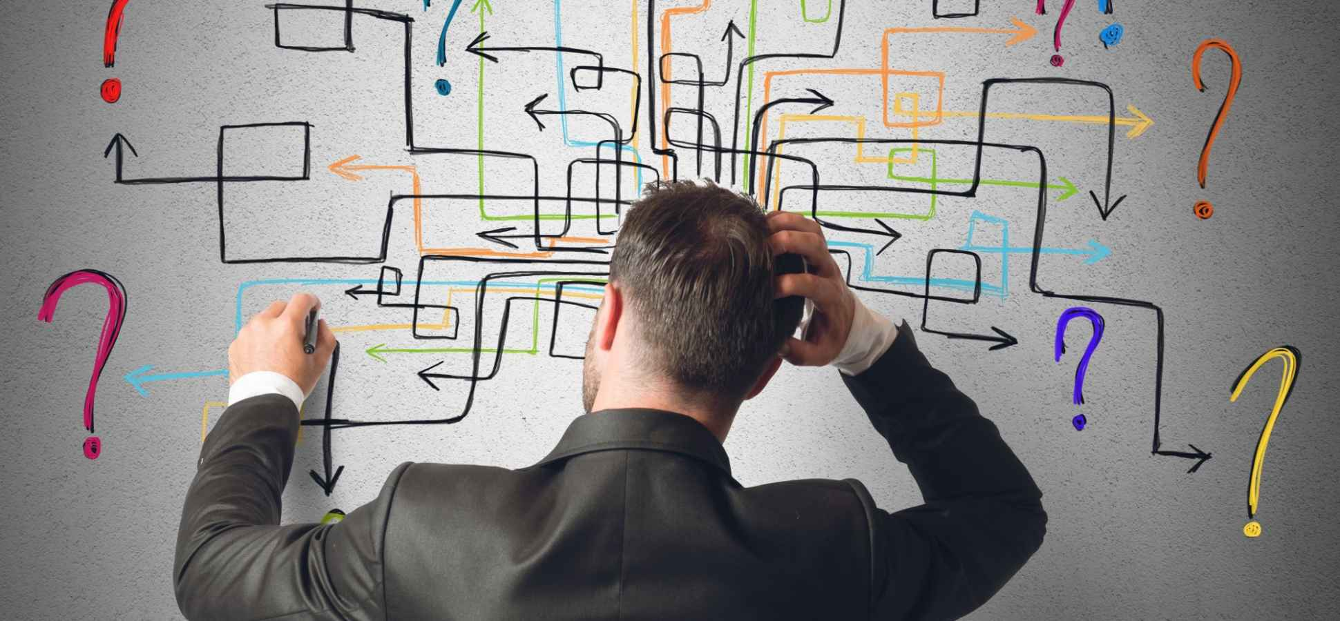 Here's Why Your Organization Can't Handle Complexity