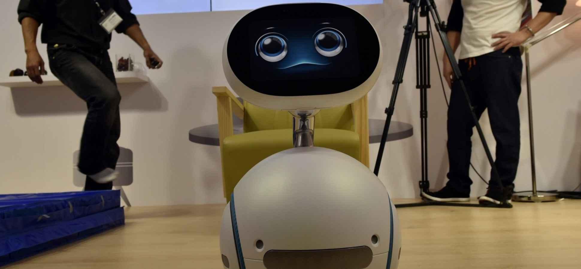 Asus Unveils Zenbo, a $599 Home Robot You Might Actually