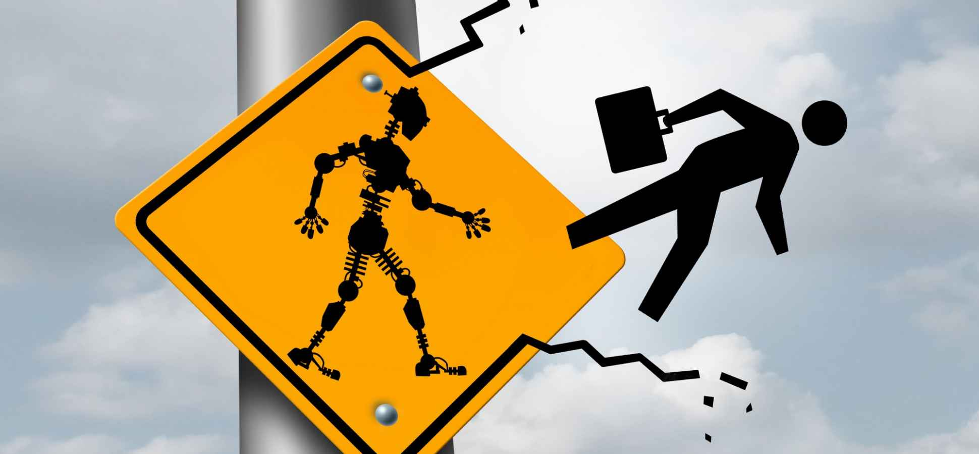 3 Reasons You Won't Mind When Artificial Intelligence Replaces 1 in 2 Jobs