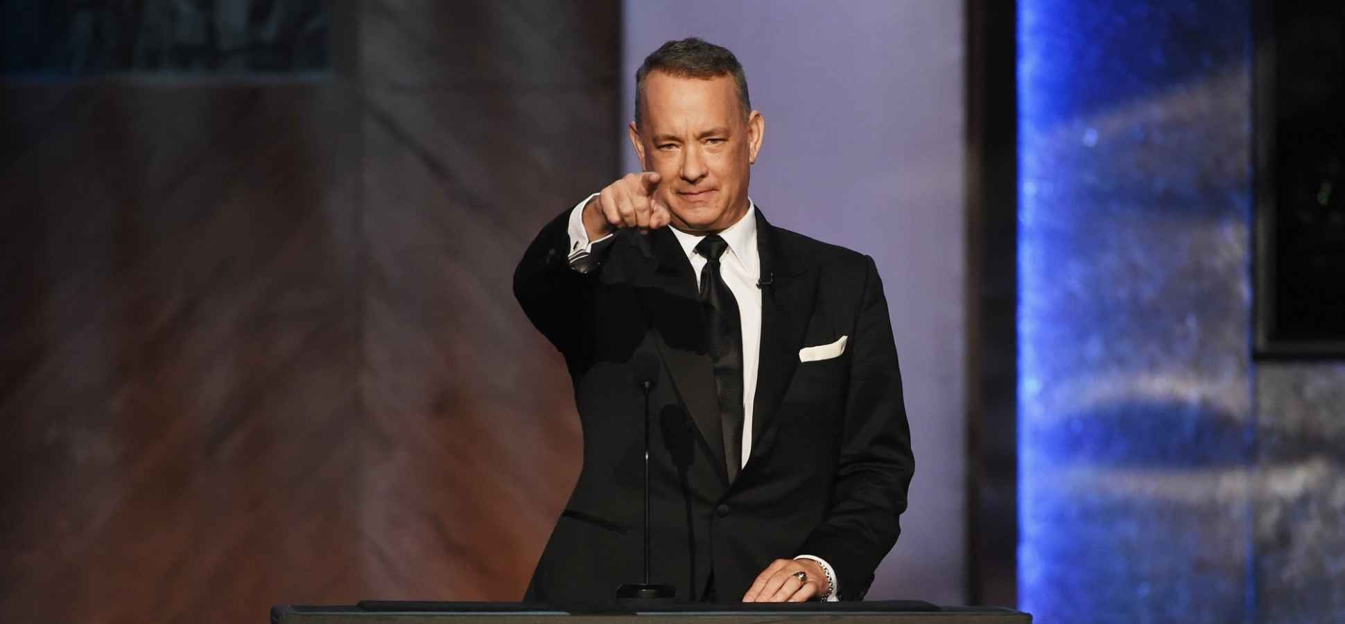 18 Quotations from Tom Hanks on Life, Leadership, and Heroism