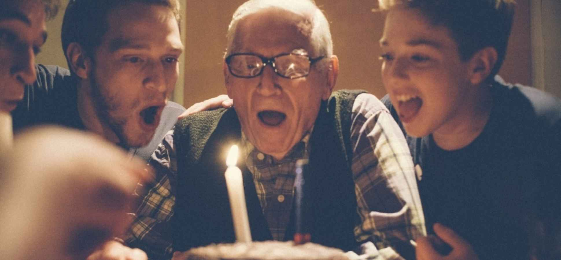 The Definition of Happiness Changes as You Age, According to Science