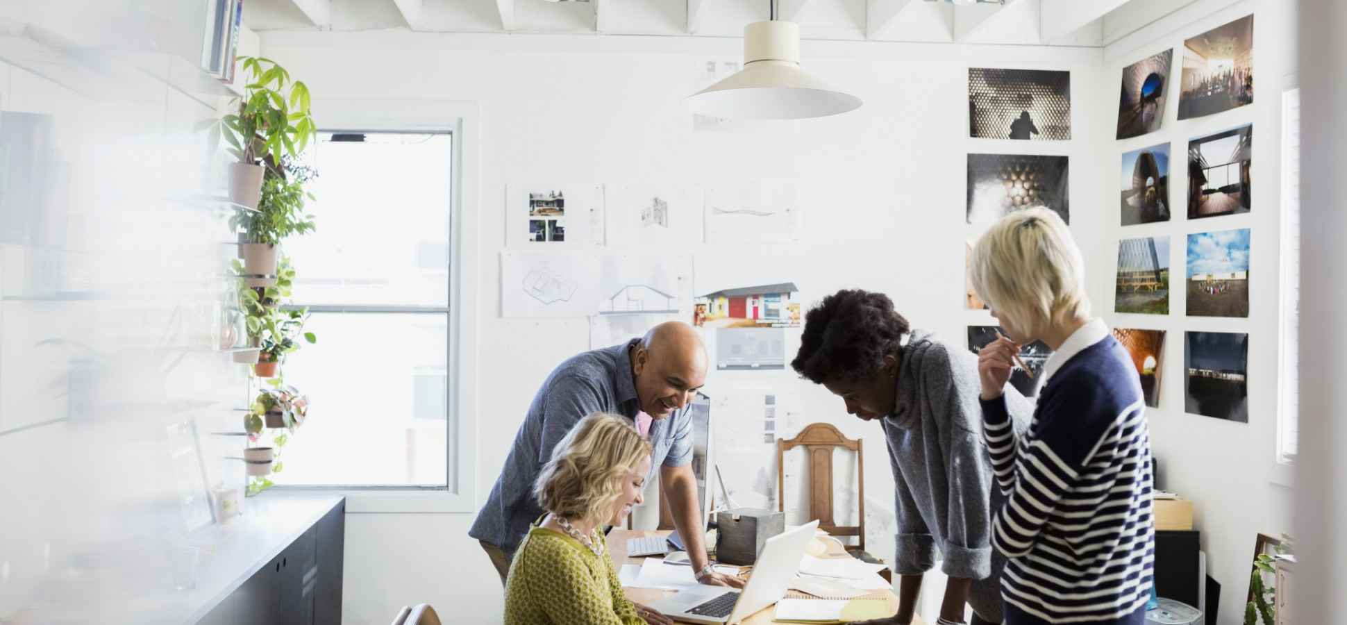 The Case for Private Offices in Co-Working Spaces