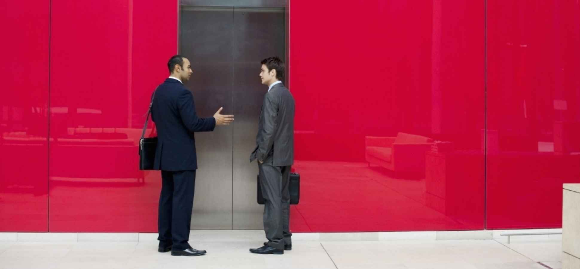 An Elevator Pitch Guaranteed to Open Doors