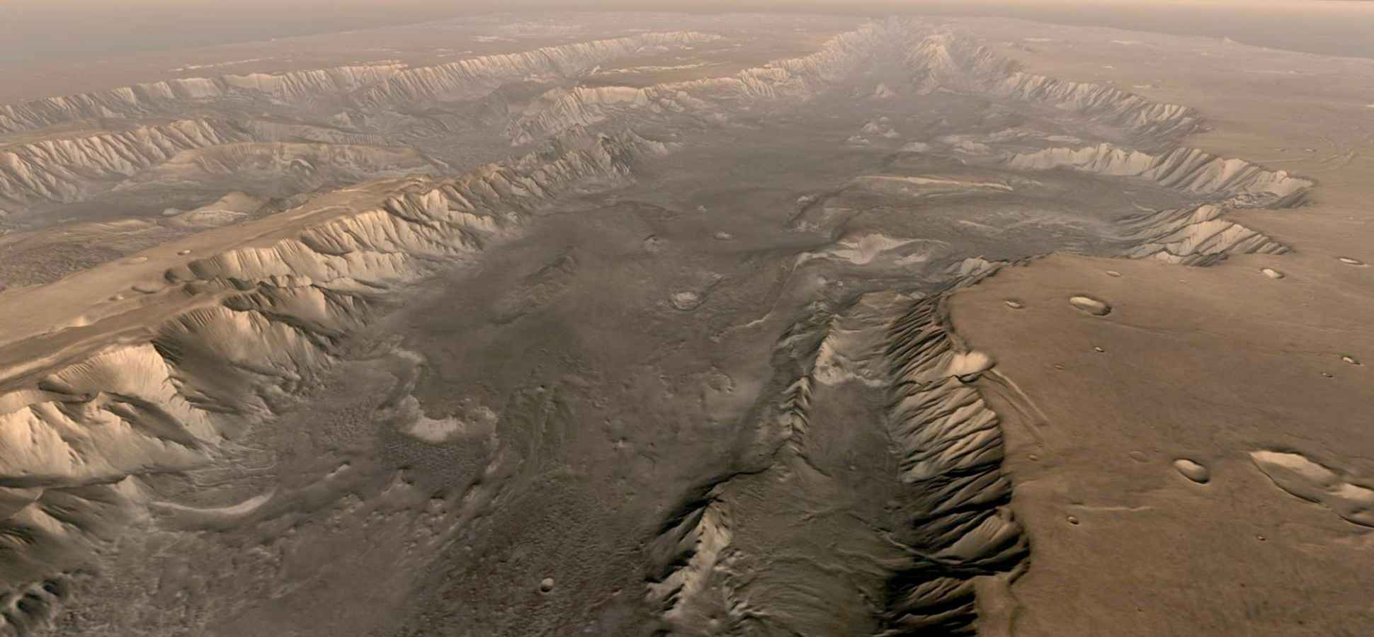Ambitious Startup Plans to 3-D Print Mars-Dwelling Prototypes in Mojave Desert