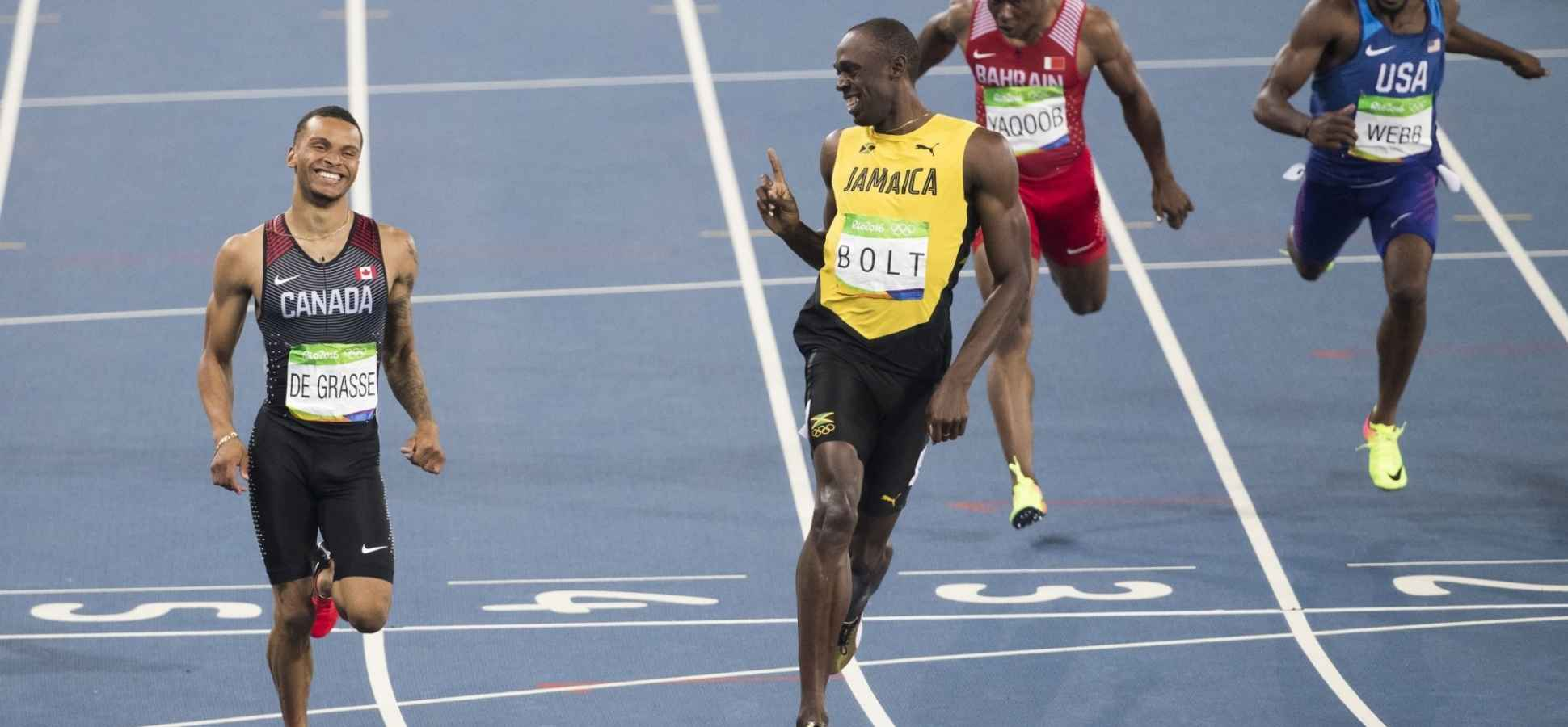 9 Success Lessons From Usain Bolt's Absurd Rio Olympics