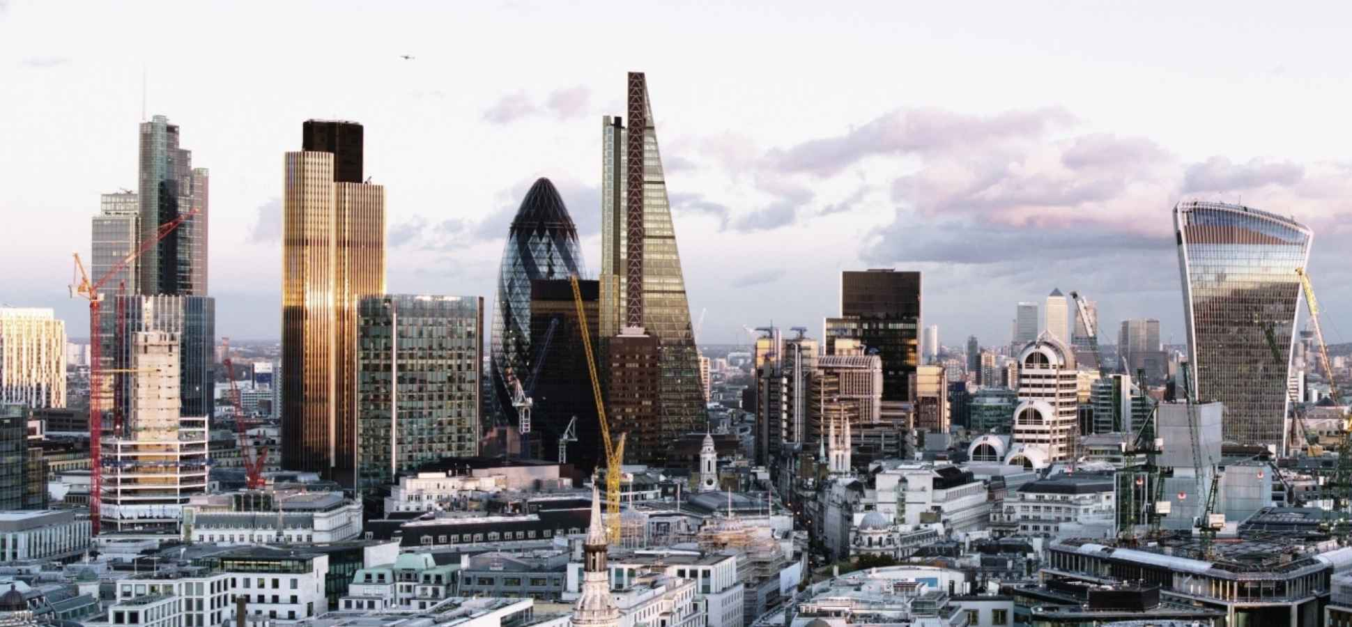 Why Some of the Biggest U.S. Tech Companies See London as Their Ticket to Growth