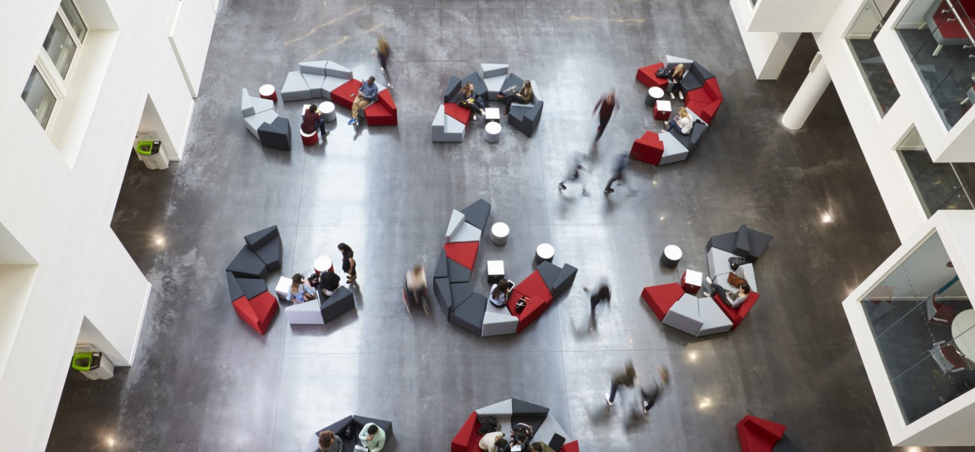 New Study: Open Offices Kill Teamwork