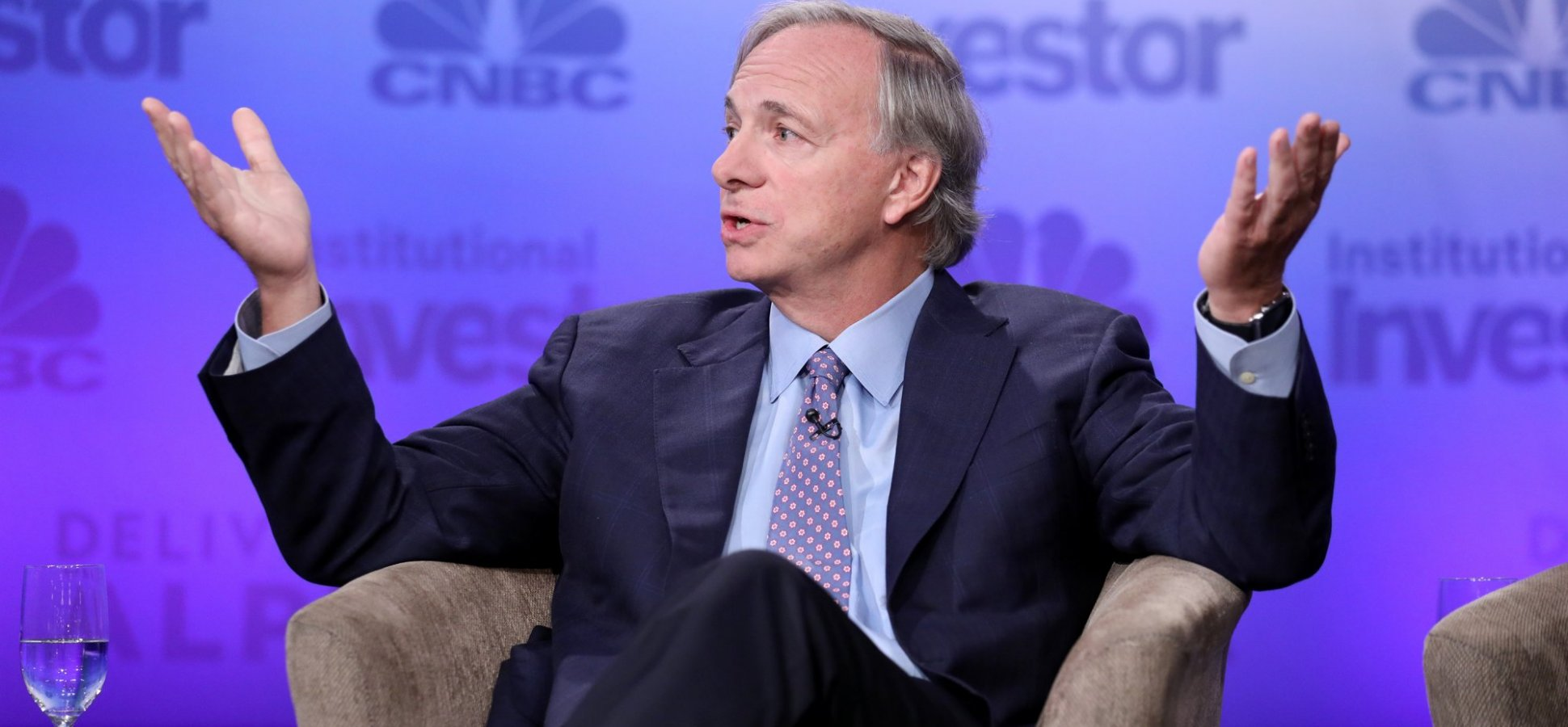 Want Meaning? Self-Made Billionaire Ray Dalio Says This Is The 1 Question You Need To Answer