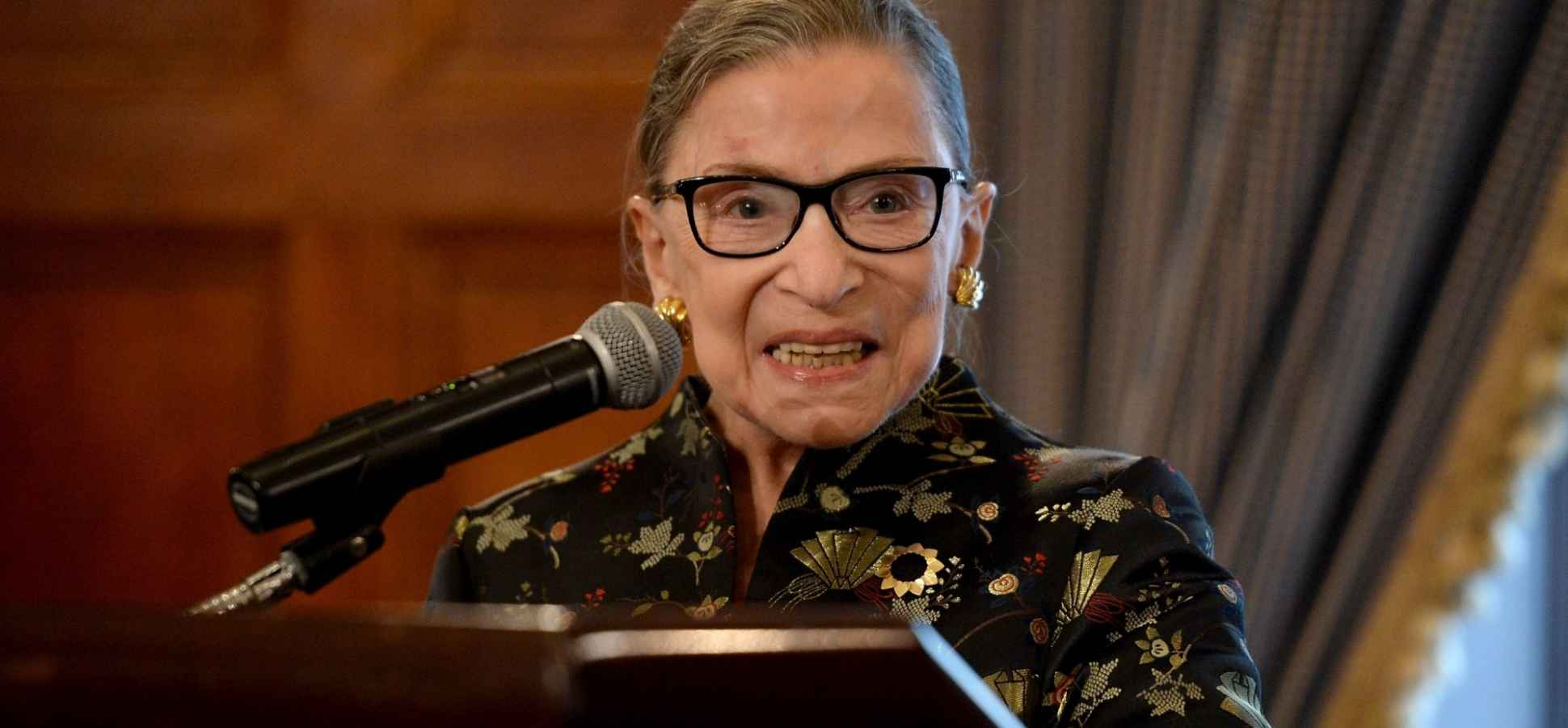 Want to Raise a Trail-Blazing Daughter? Justice Ruth Bader Ginsburg Says Do These 7 Things
