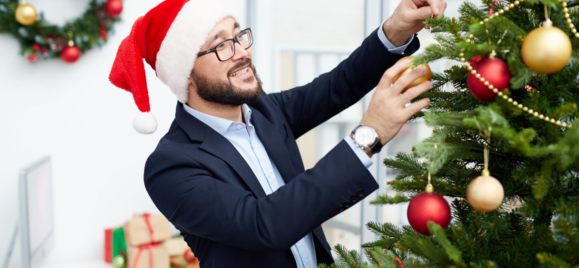 Can I Refuse to Put Up Holiday Decorations at Work?   Inc.com