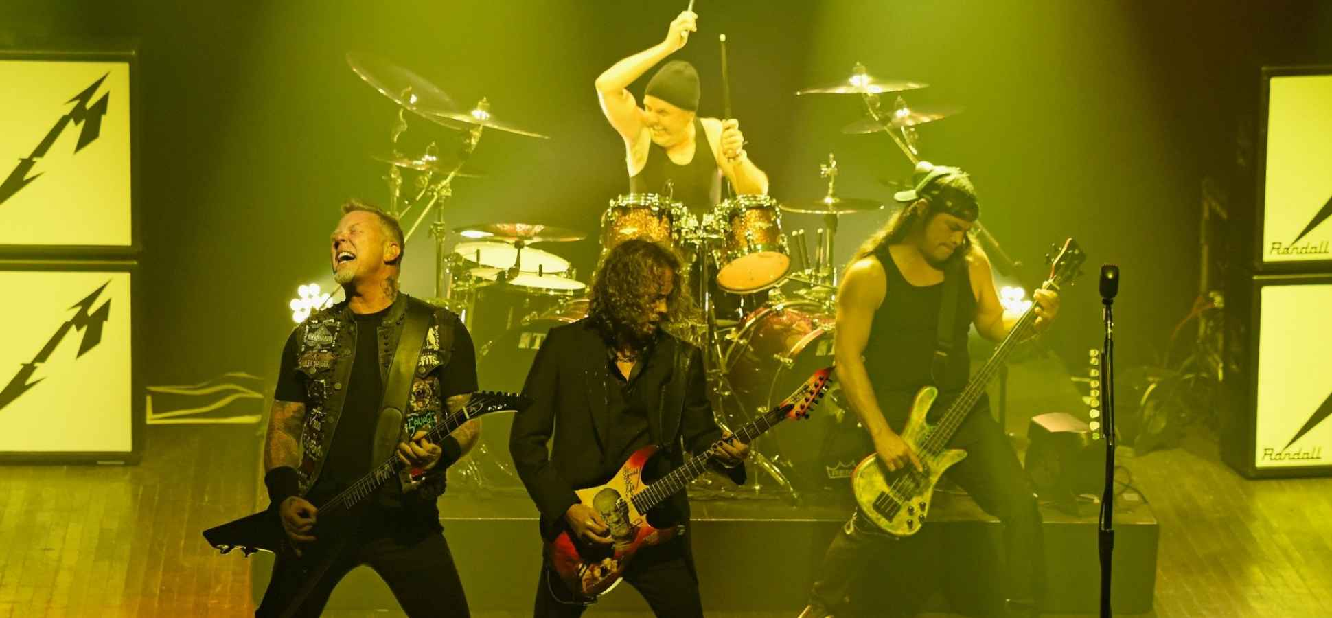 Does Your Business Need to Create 'Raving Fans'? Metallica