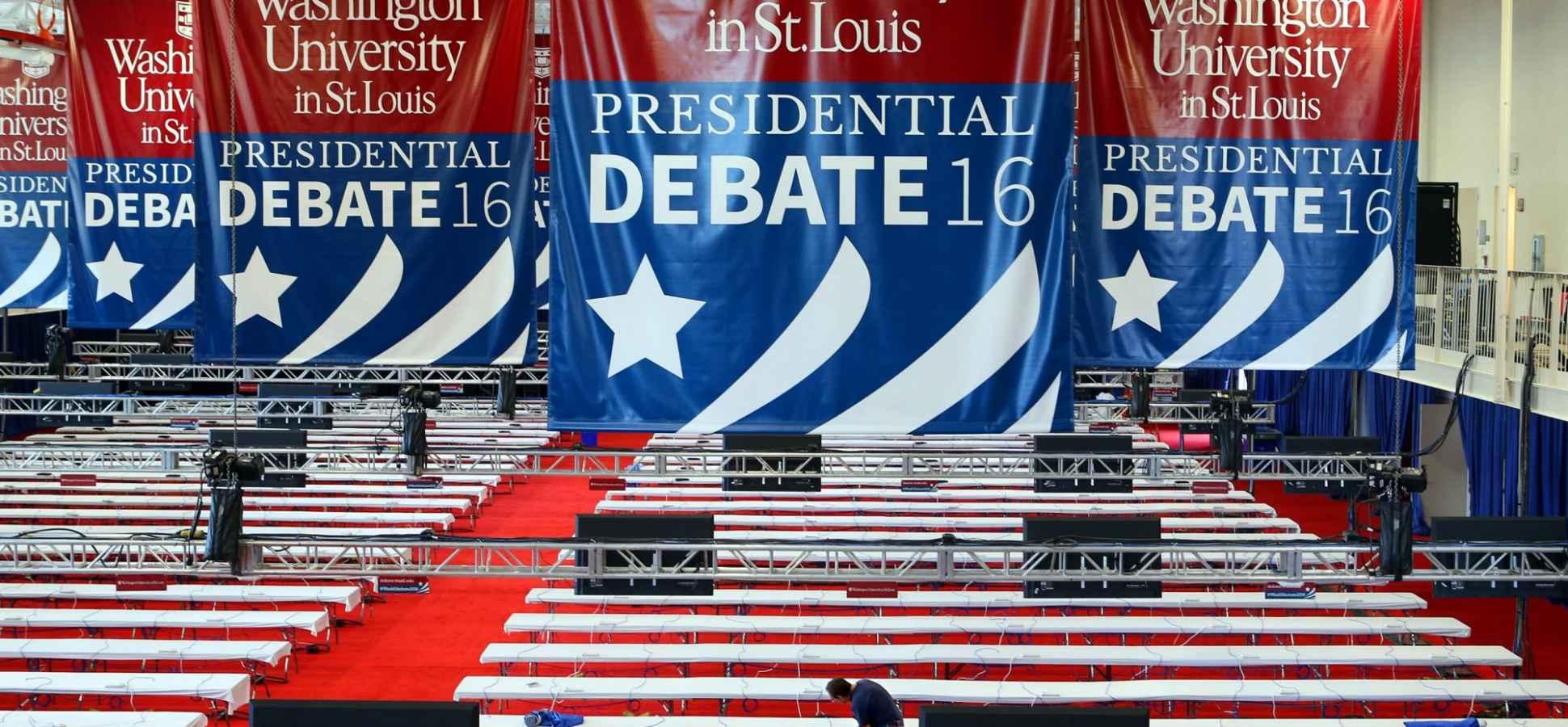 How Social Marketing Technology Helped WashU Win the Presidential Debate