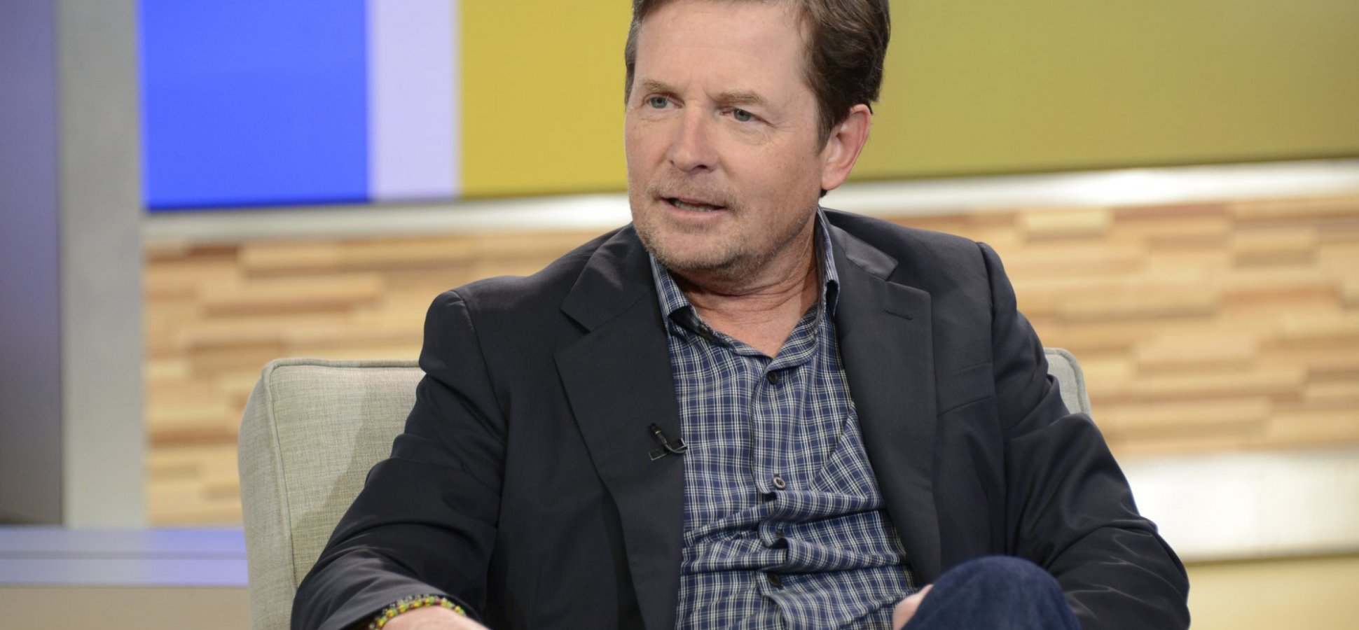 In Just 6 Words, Millionaire Michael J. Fox Drops Some of the Best Career Advice You'll Ever Hear