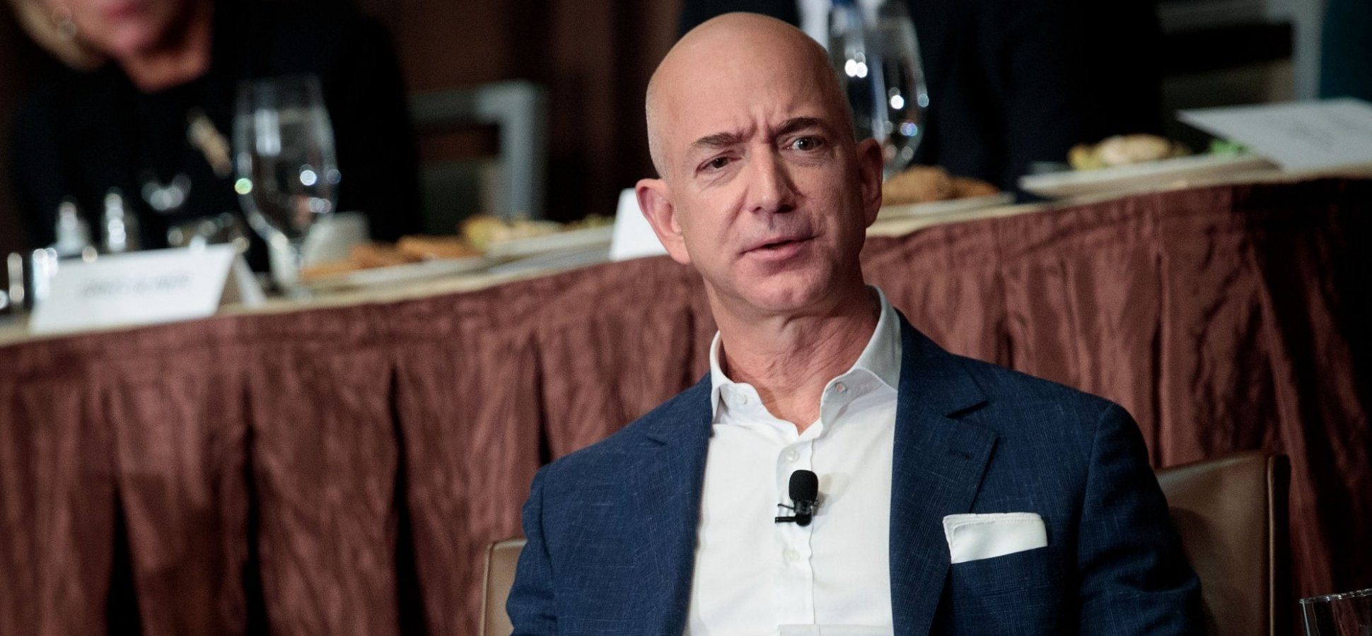 Jeff Bezos Was Asked What He Thought About The Increased Scrutiny Of