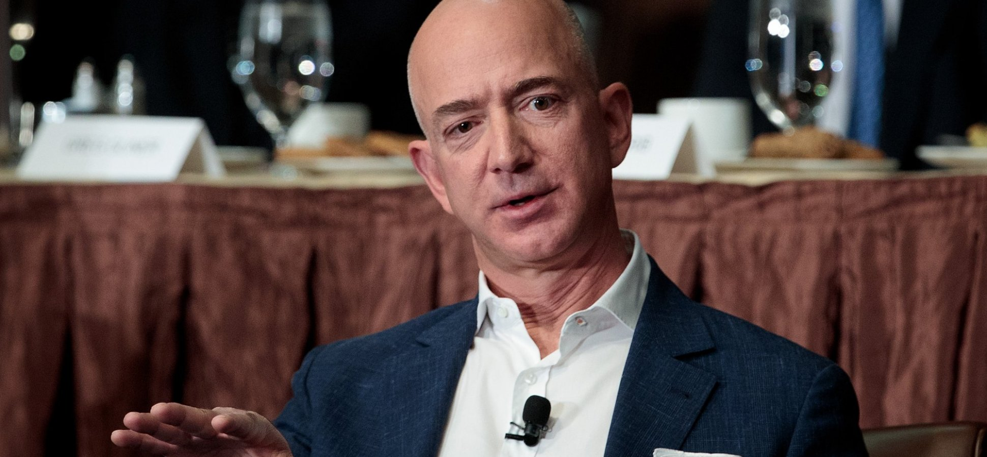 Why CEO Jeff Bezos Compares Amazon Managers to High School Kids