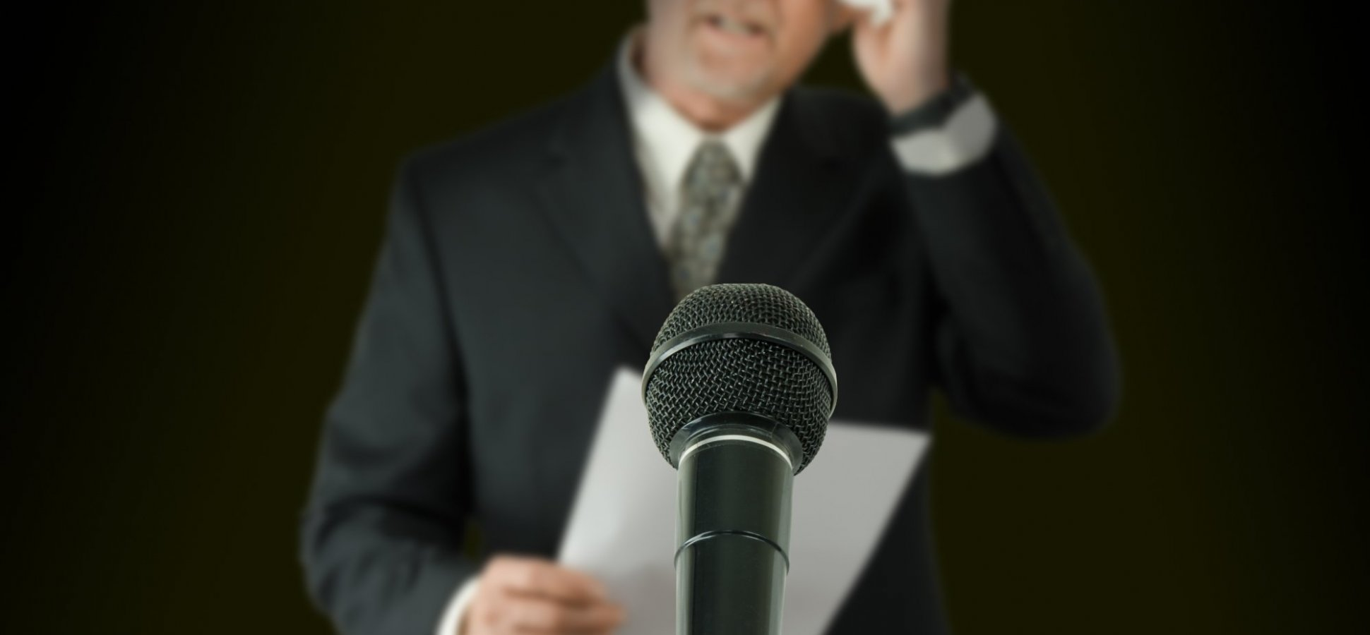 4 Common Mistakes Public Speakers Make and How to Correct Them