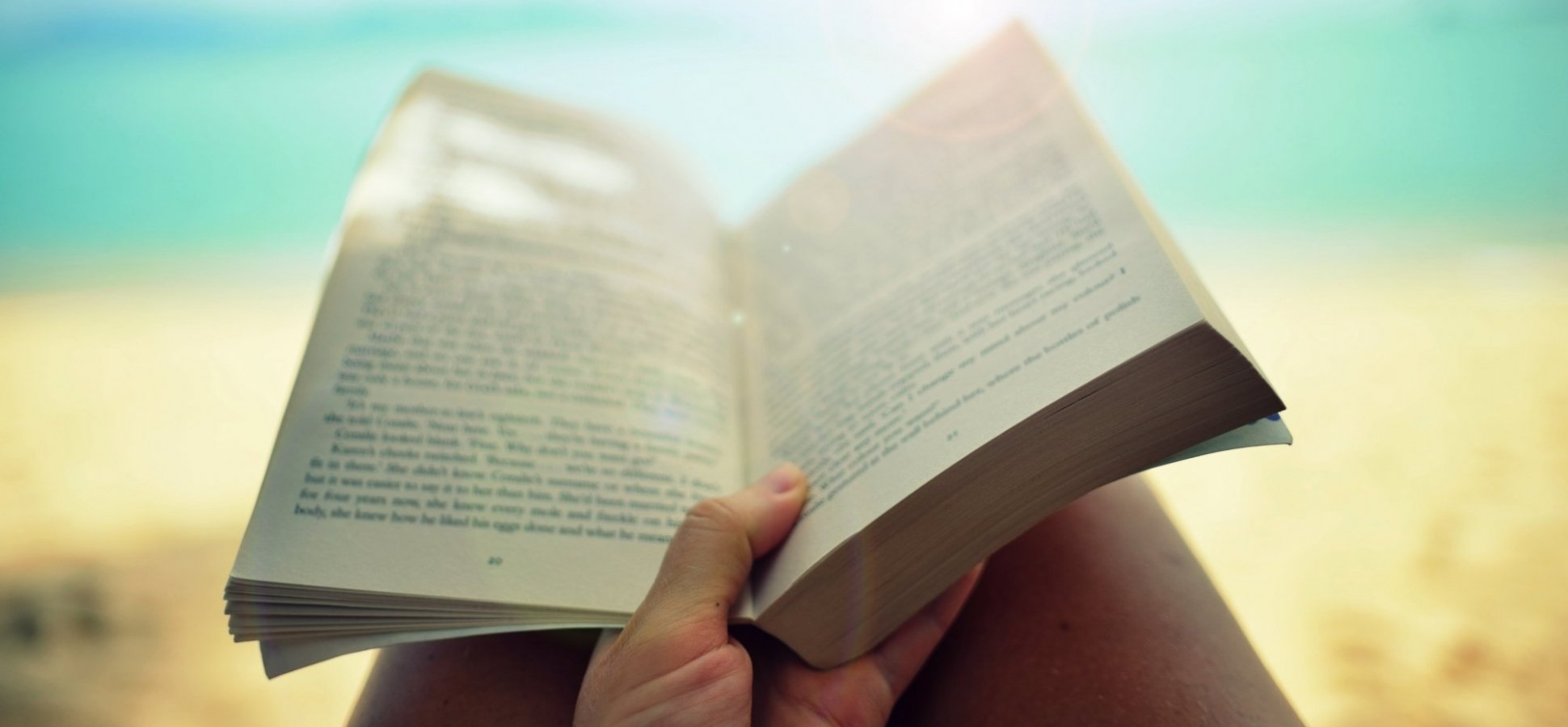 These Are the 5 Best Beach Reads of the Summer, According to Amazon