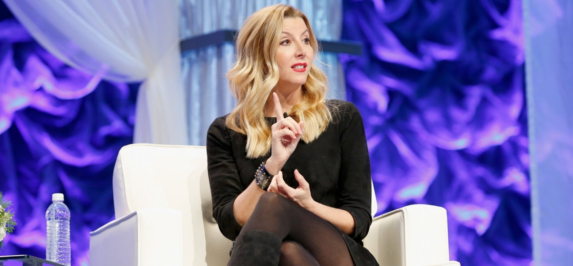 Spanx Founder Sara Blakely Just Identified the No. 1 Reason Why People Don't Succeed (and It's Quite Brilliant)