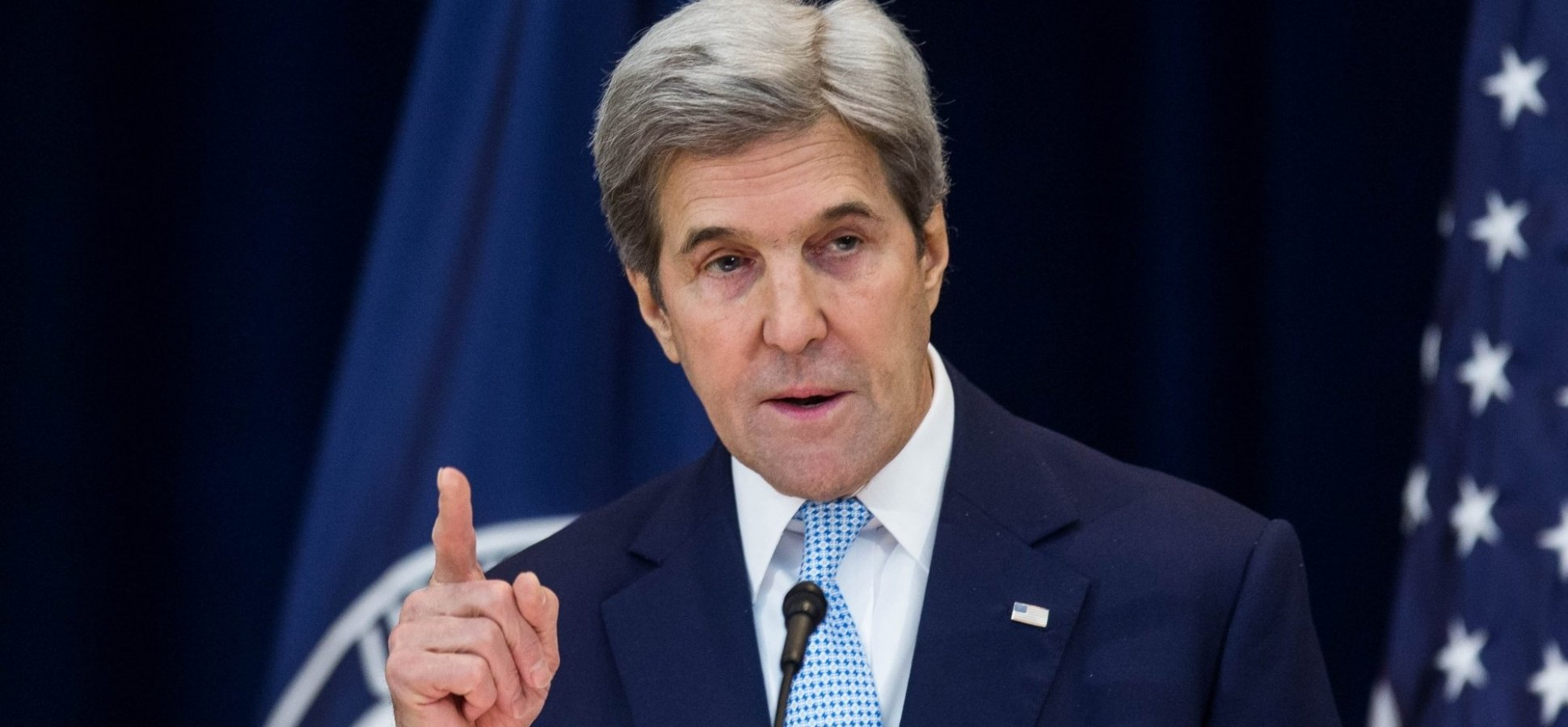 In 3 Words, John Kerry Captures the Essence of Great Leadership
