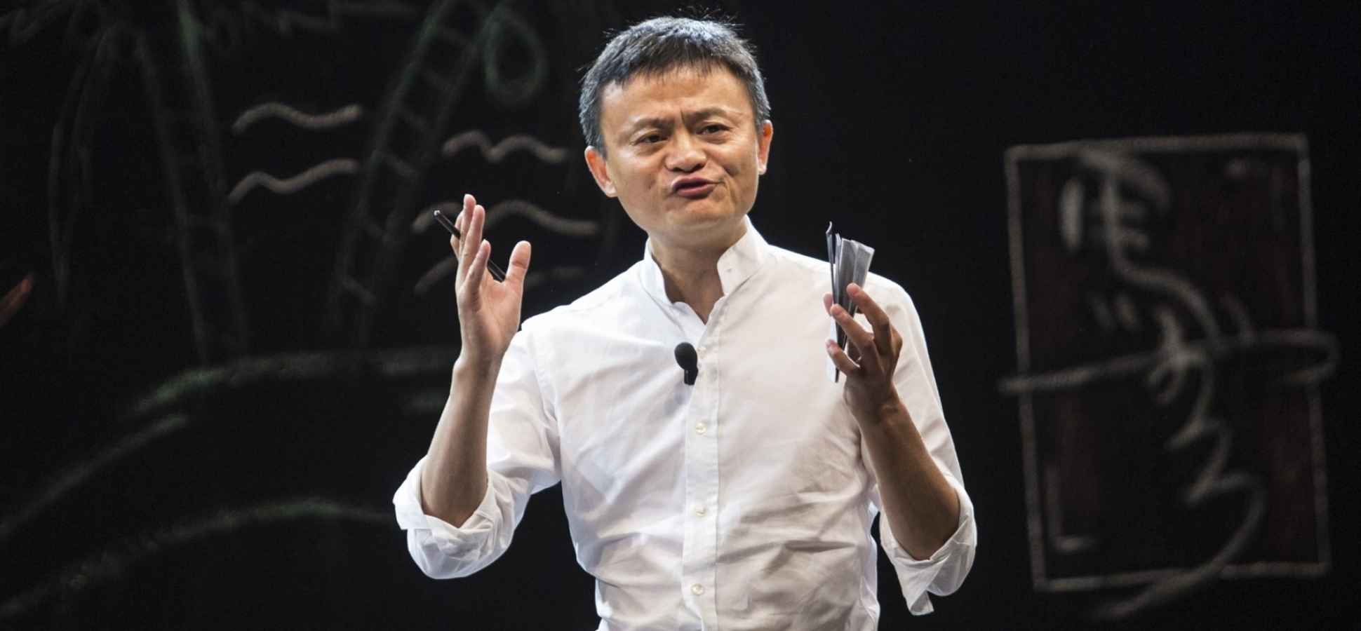 This Is the Secret of Success, According to Self-Made Billionaire Jack Ma (Hint: It Isn't IQ or EQ)
