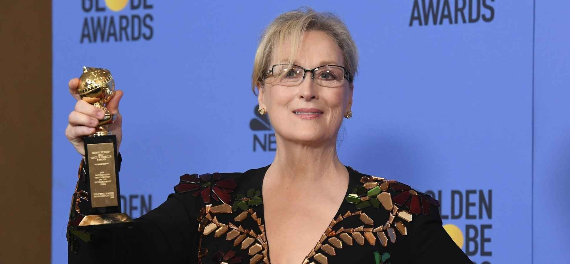 The 3 Takeaways Every Employer Should Get From Meryl Streep's Golden Globe Speech