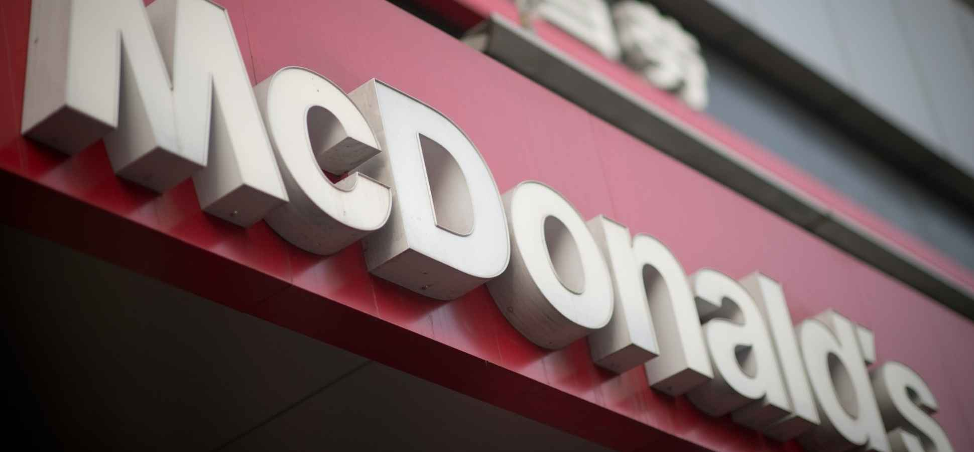McDonald's Just Found a Revolutionary Way of Dealing With Drunk Customers