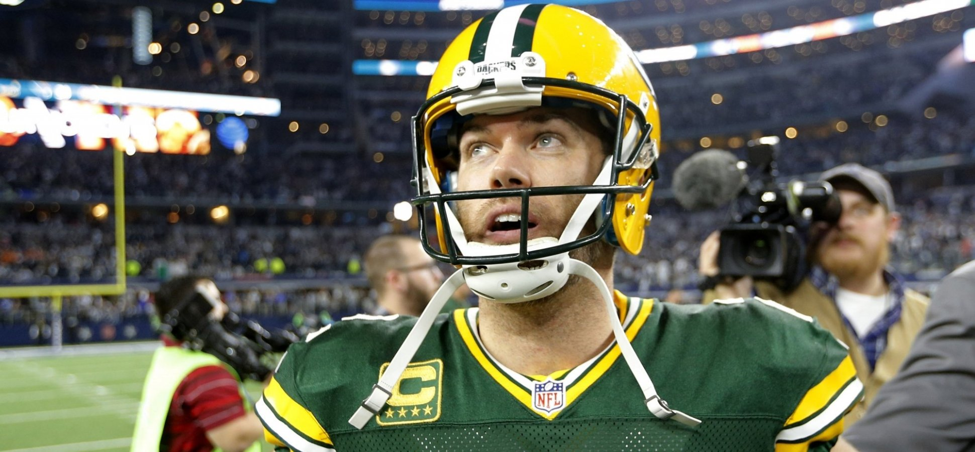 Aaron Rodgers  Response to Kicker s 4 Missed Field Goals Is a Powerful  Lesson in Leadership  a4c0f85b9