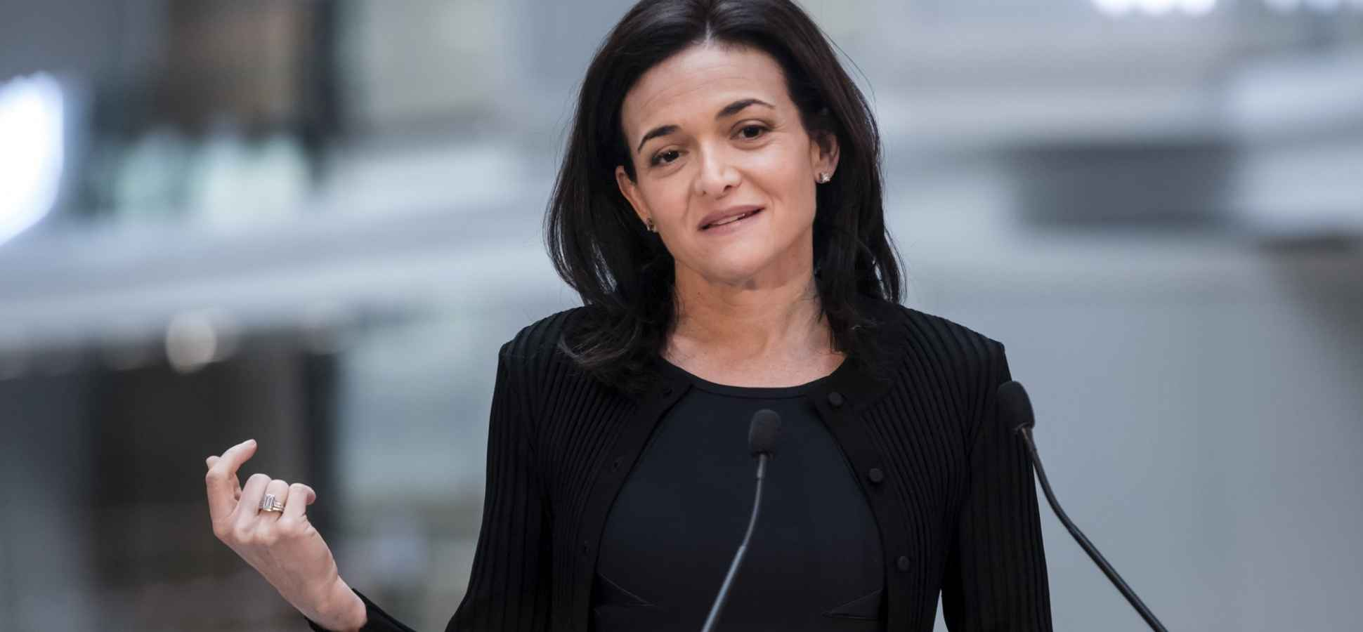 Sheryl Sandberg Says Do These 7 Things to Build Resilience