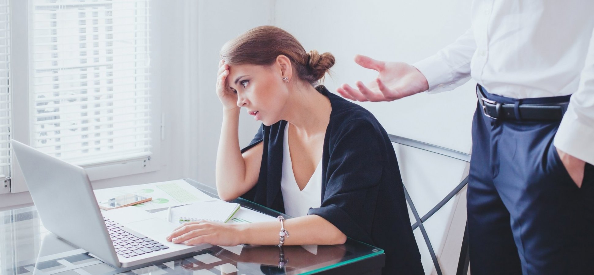 What to Do When Your Employee Starts Crying in the Office