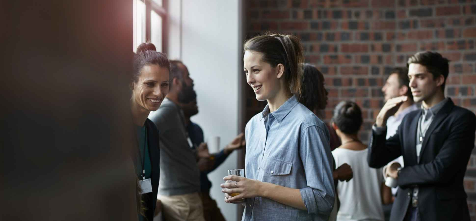 This Single Networking Trick Will Break the Ice Every Time