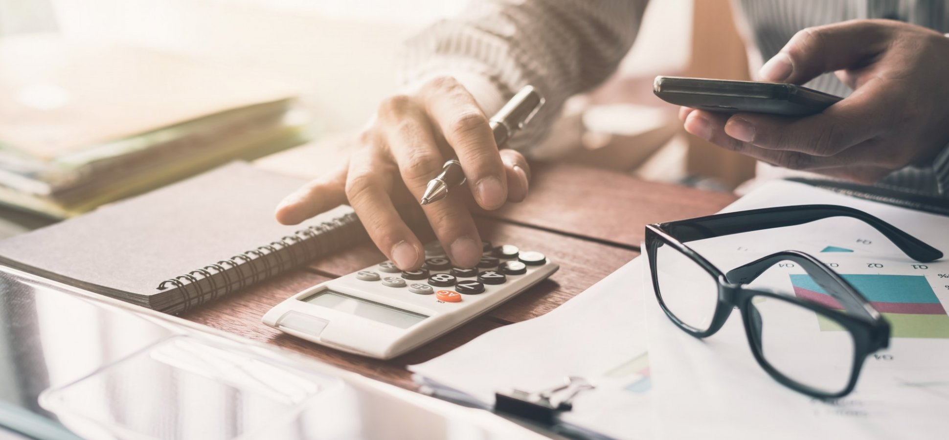 Self Employed? Here's How To Simplify Your Finances So You Can Get Back To Doing What You Love