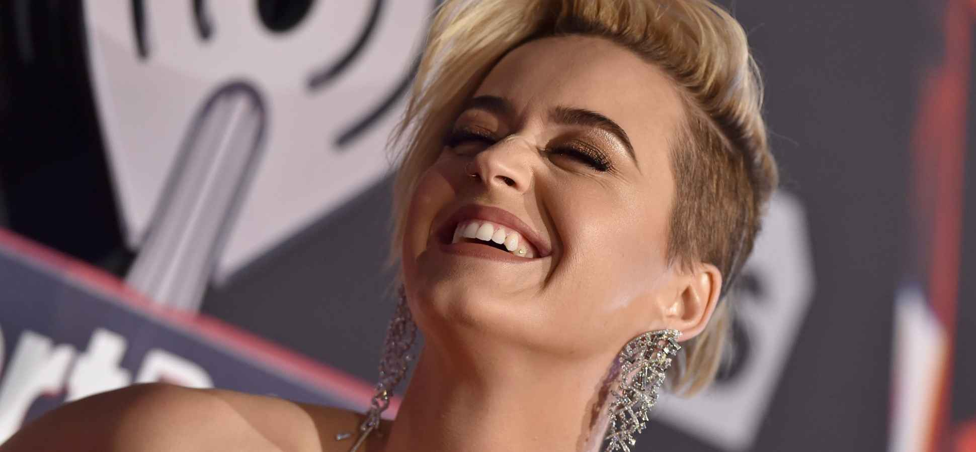 Katy Perry decided to attract voters to the polls with the help of his body 27.09.2016 2