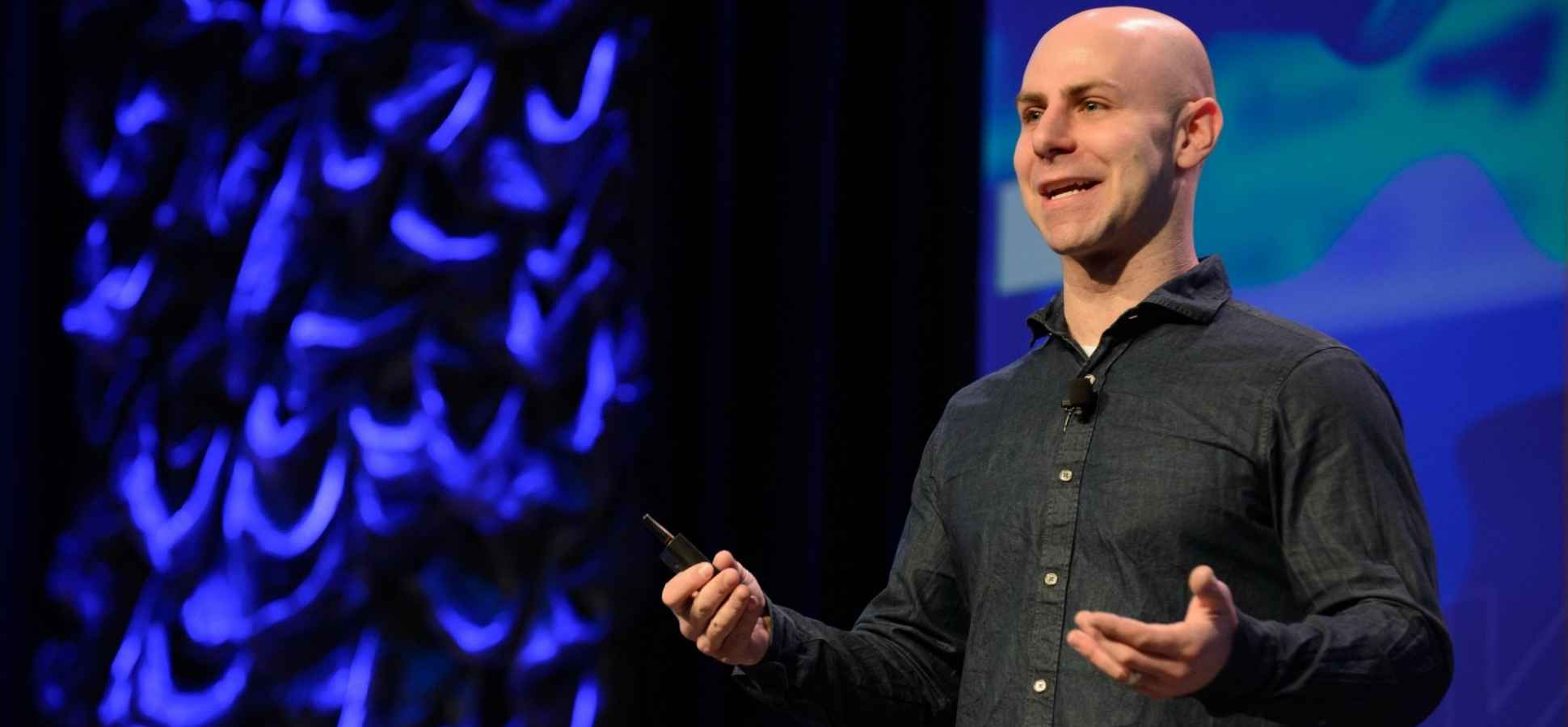 The Best Leaders Have 1 Single Goal in Common, Says Wharton's Adam Grant