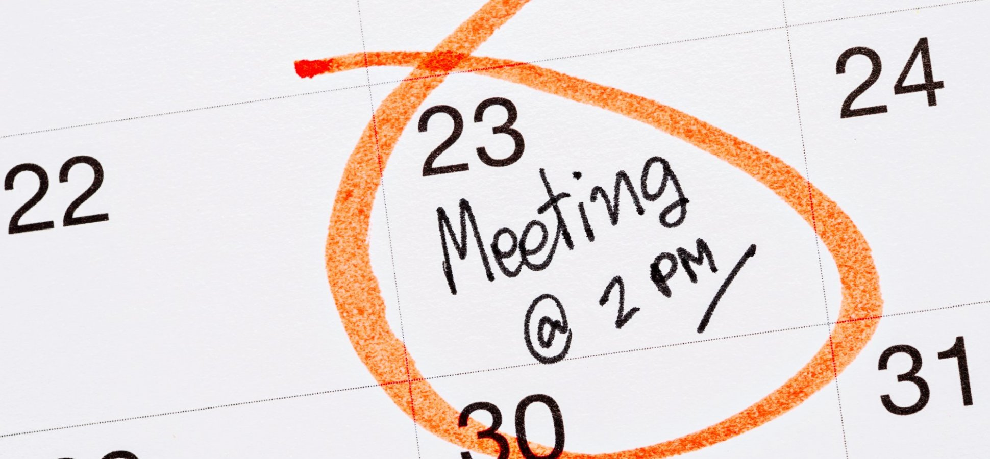 You Spent Almost 2 Months In Meetings This Past Year (Here's What You Should Have Been Doing Instead)