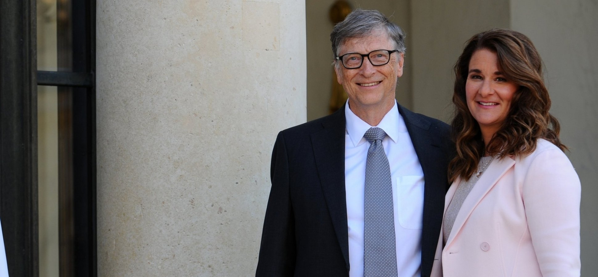 Bill and Melinda Gates Share How to Work and Live Together Successfully
