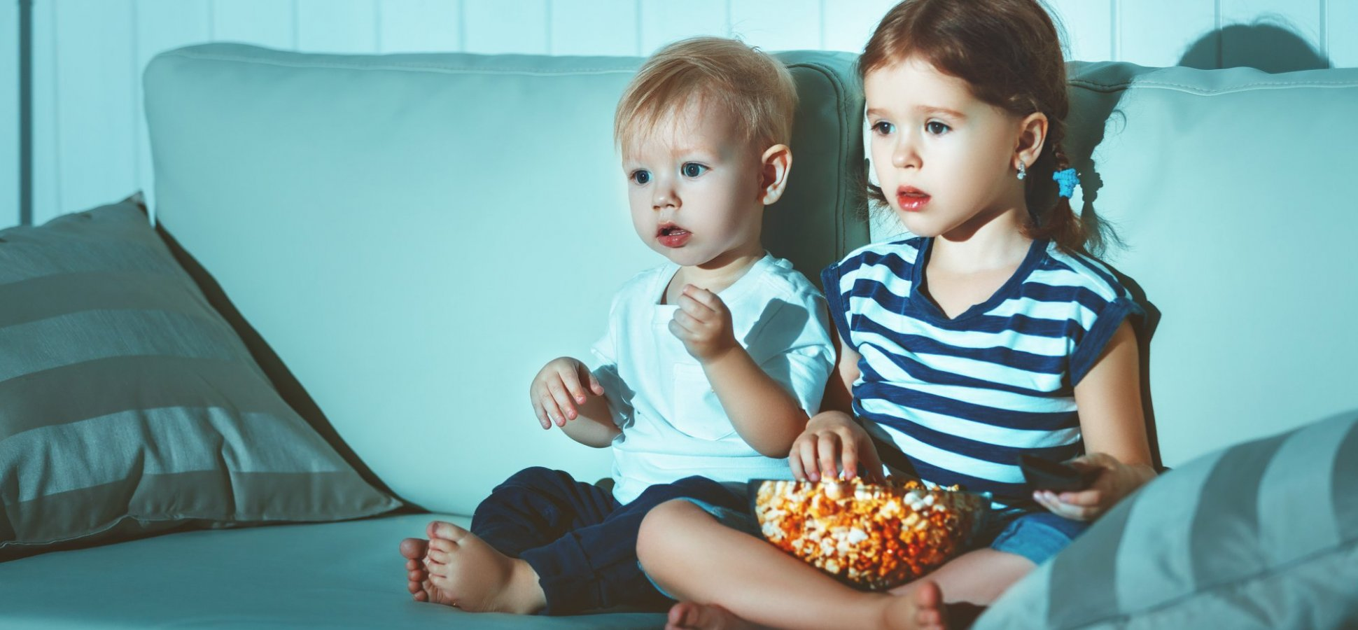 New Study of 20,000 Families Says Screen Time Is Totally Fine for Kids After All
