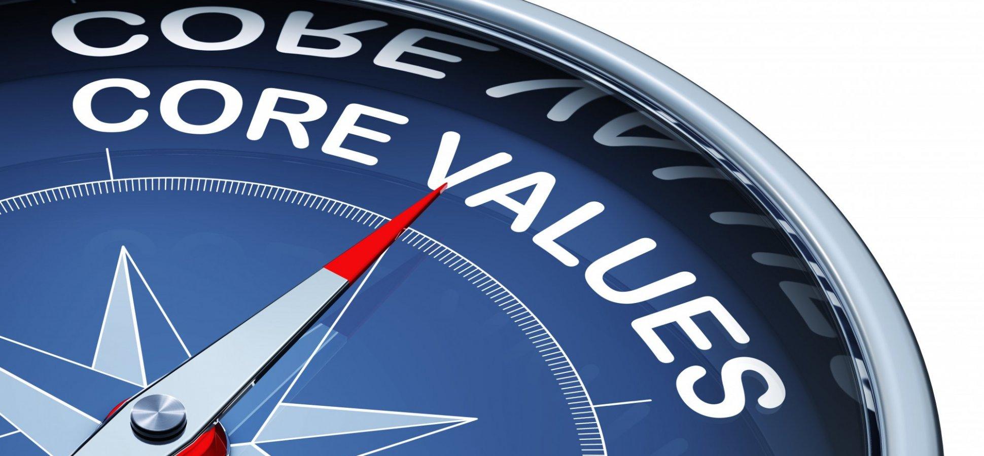 Core Values: The Best Kept Secret of True High Performance
