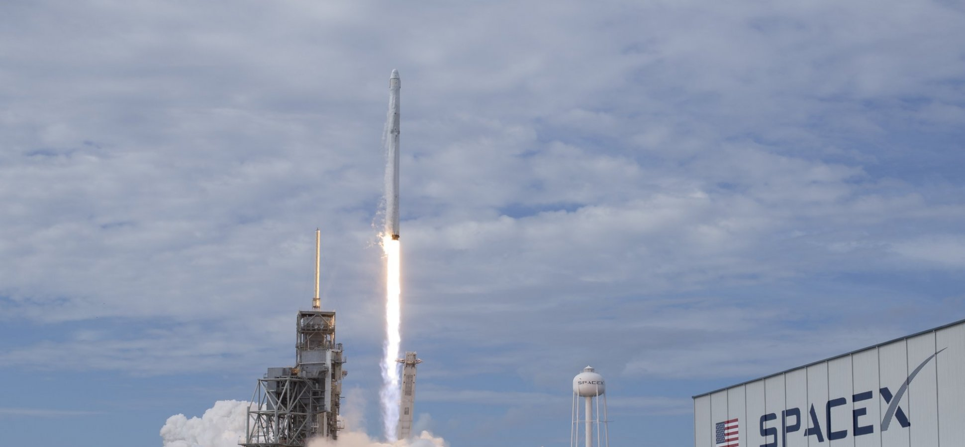 SpaceX's Falcon Heavy Rocket Is Carrying Something Important: The Future of the Internet