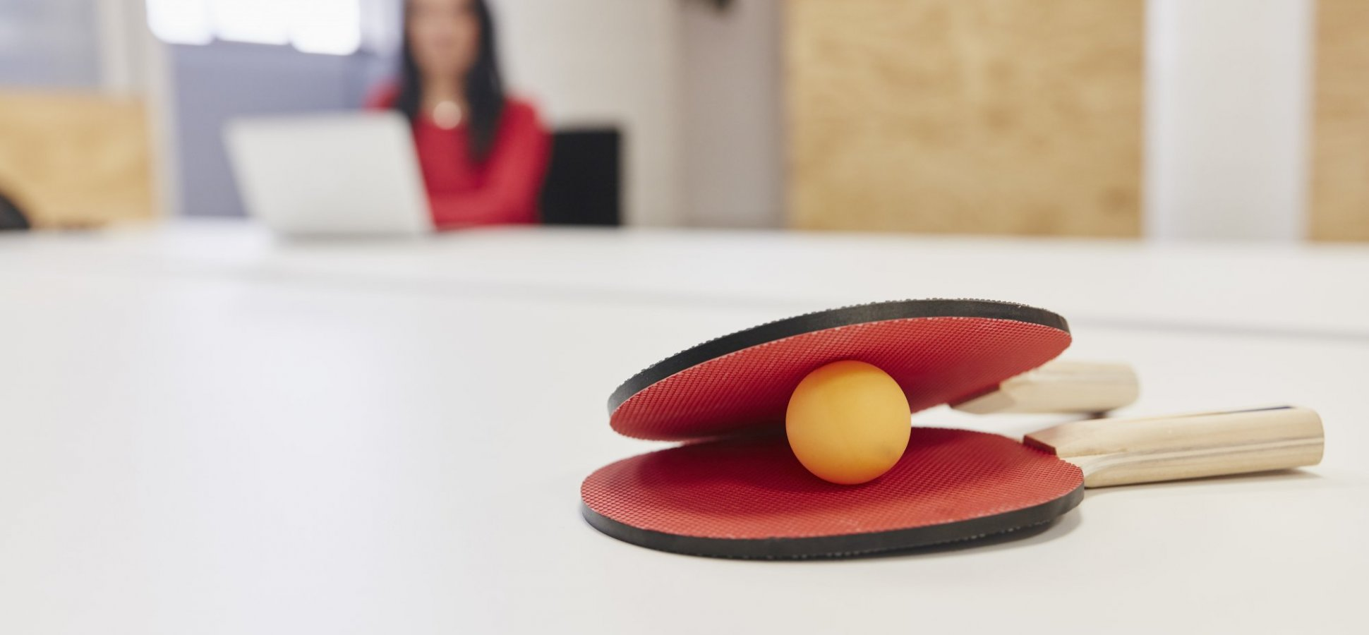 Put Down Your Ping Pong Paddle and Get Down to Business