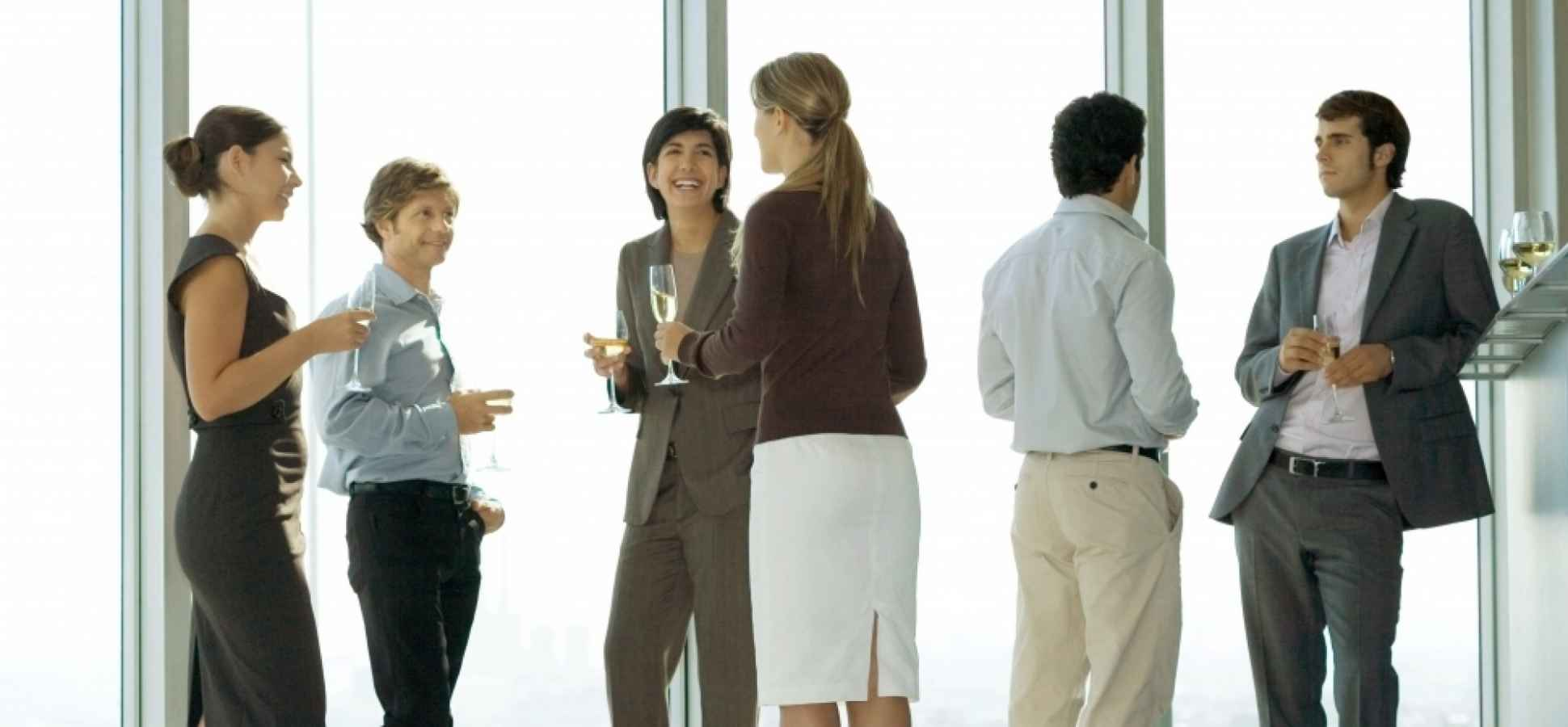 Top 10 Networking Party Icebreakers