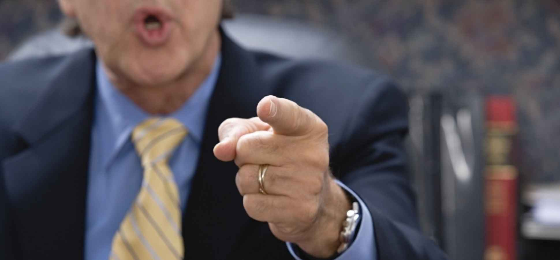 The Top 10 Behaviors of Remarkably Bad Bosses