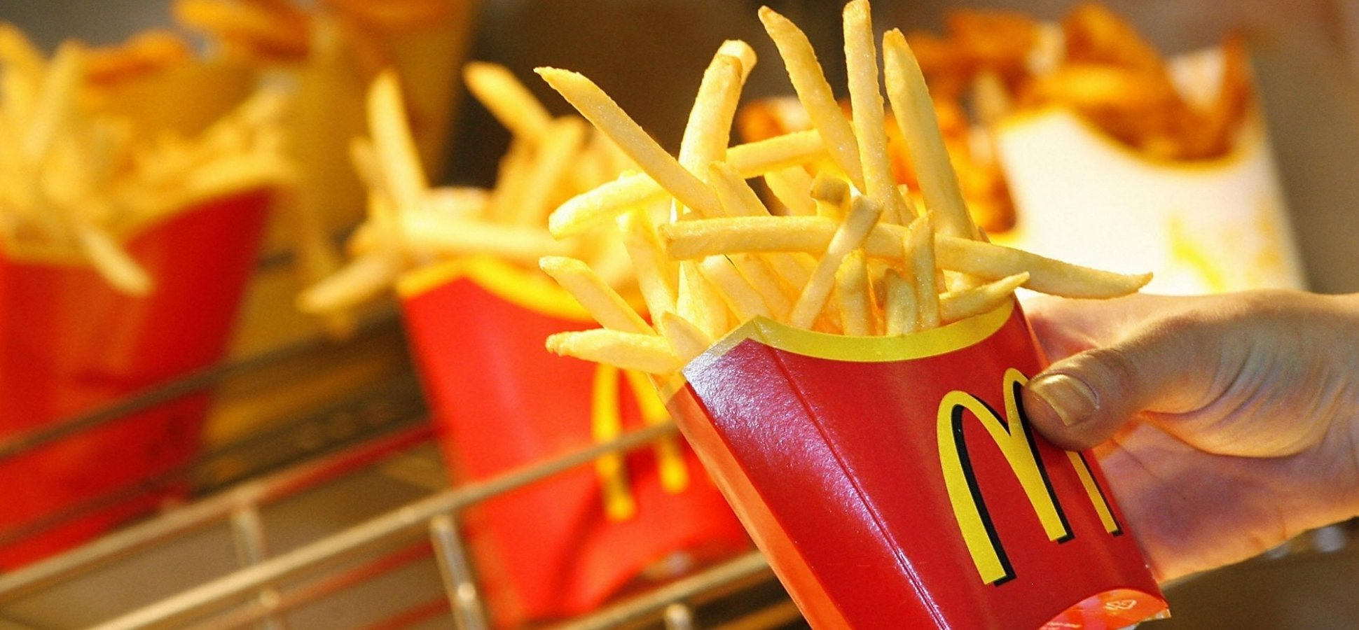 Heres Why Mcdonalds Will Give You Free Fries Every Friday In 2018