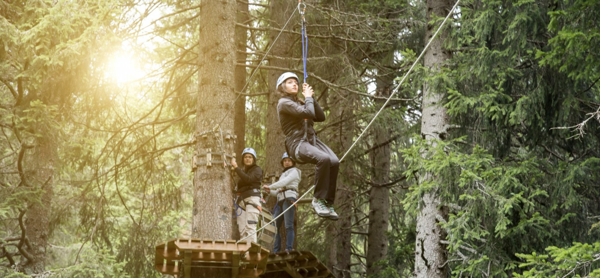 Lessons from a Zip Line Failure