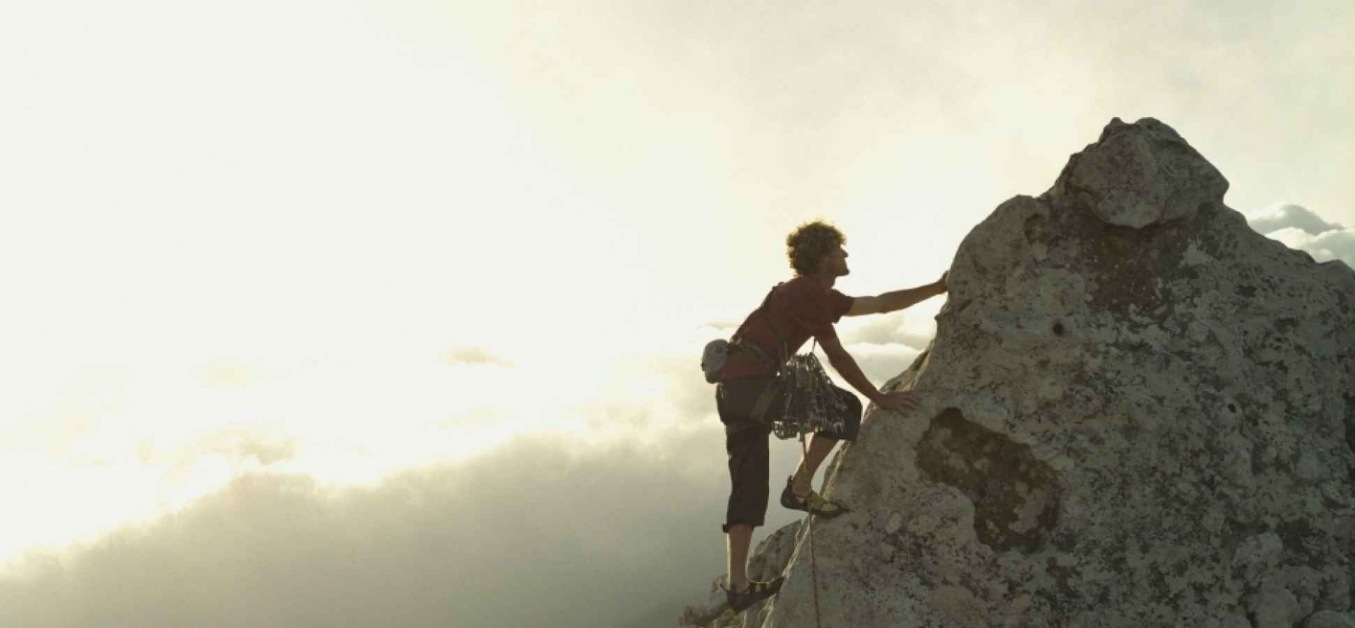 Want to Know How to Survive a Business Catastrophe? Take These Tips From a Pro Mountain Climber
