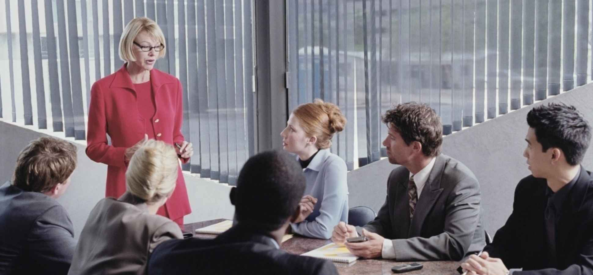 Five Tips for a Spankin' Company Meeting