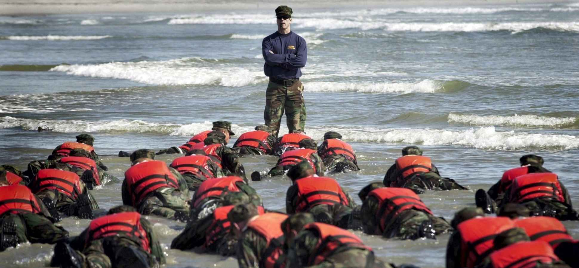 Want to Live Remarkably? 9 Things a Navy SEAL Says You Should Always Do