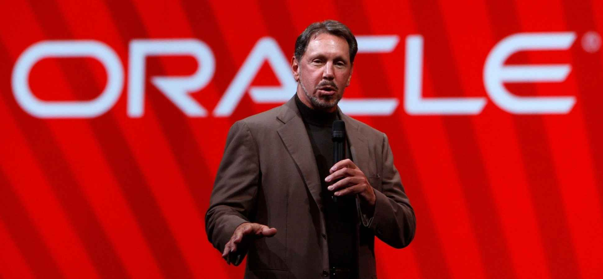 Oracle Launches New In-House 'Startup'