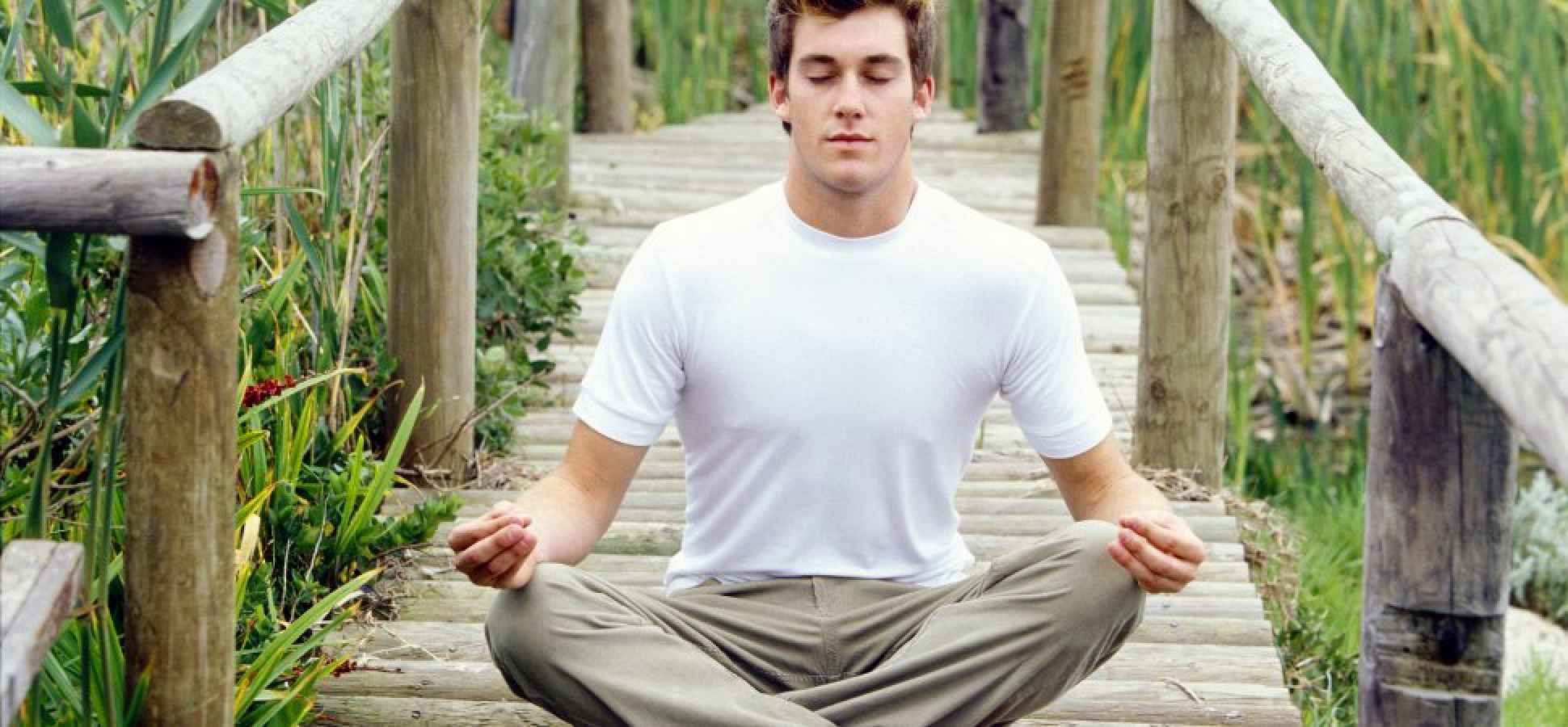 De-Stress Your Brain With 27 Minutes of Meditation